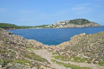 spanish bay along GR footpath