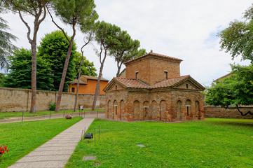 Mausolée de Galla Placidia à Ravenne