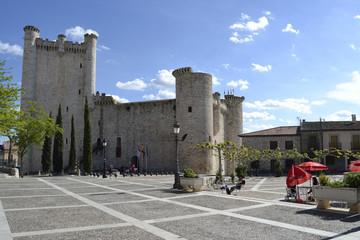 Torija castle, Spain