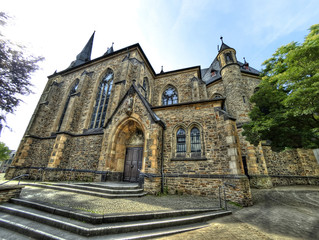 St. Peter und Paul in Ratingen
