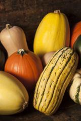 Organic Assorted Autumn Squash