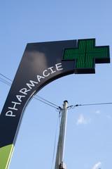 Pharmacie ouverte