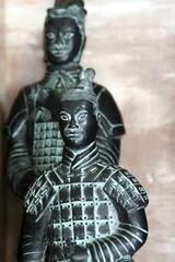 Xian, China - terracota army