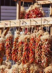 Sun Dried Chile Peppers