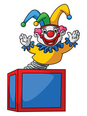 Clown Box