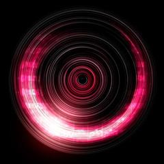 Record disk design