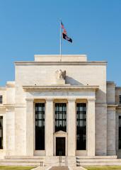Federal Reserve Building, Washington DC, USA.