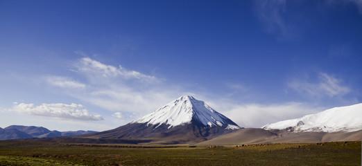 Volcano Likankabur