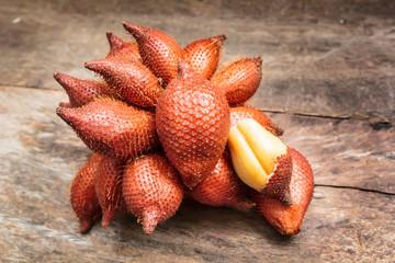 Salacca, zalacca fruit of thailand.