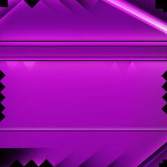 piece purple photo frame