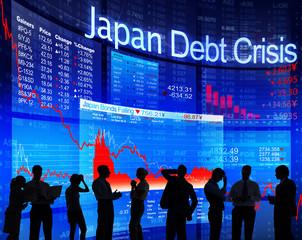 Japan Financial Debt Crisis