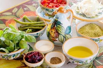 mediterranean genuine ingredients