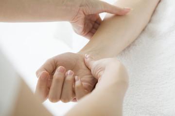 Arm Massage