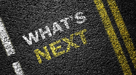 what's next on the asphalt road