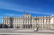 Obrazy na płótnie, fototapety, zdjęcia, fotoobrazy drukowane : Royal Palace of Madrid