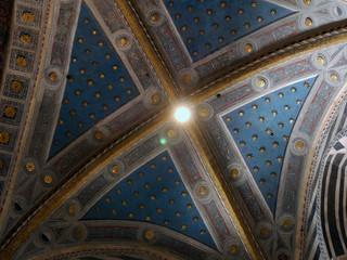 Duomo di Siena, boveda celeste, Italia