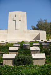 Stone of Remembrance,  4th Battalion Cemetery, Gallipoli