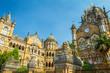 Leinwandbild Motiv Chatrapati Shivaji Terminus earlier known as Victoria Terminus i