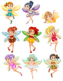 Fototapety Fairies