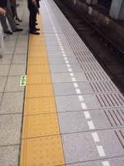 地下鉄待ち