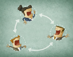 concept of collaboration
