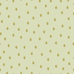Seamless background with shabby watercolor dots