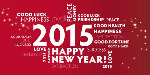 2015 Neujahrsgruss englisch