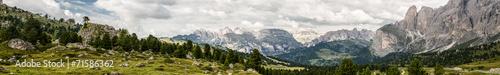 mata magnetyczna Dolomity Panorama