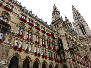 Rathaus - Vienna City Hall