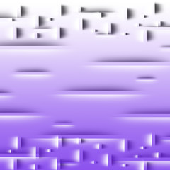 cubic background purple