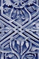 Particolare portale medioevale