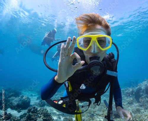 Diver - 71597987