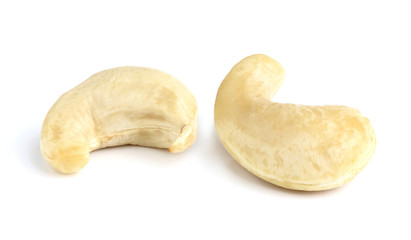 Cashew close-up.