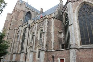 St. Salvator's Cathedral, Bruges, Belgium.
