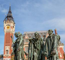 Calais - Monument des six Bourgeois