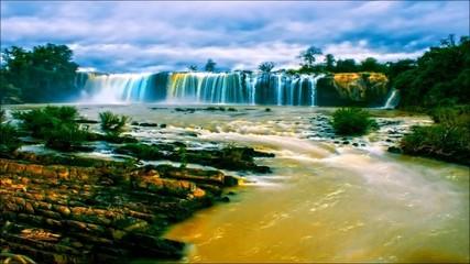 река с водрвадами