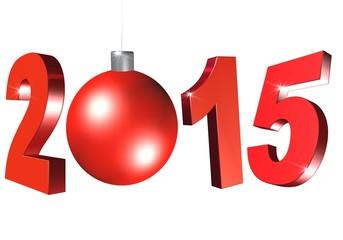 2015 boule rouge