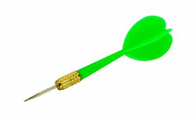 Green darts or green arrow