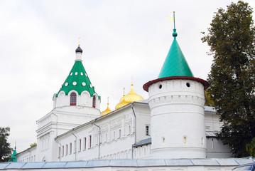 Ipatyevsky monastery in Kostroma, Russia.