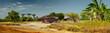 Leinwanddruck Bild - Madagascar