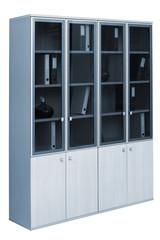 modern new bookcase