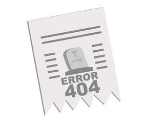Error 404 News