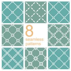 net pattern set