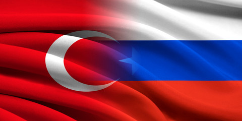 Turkey and Russia.
