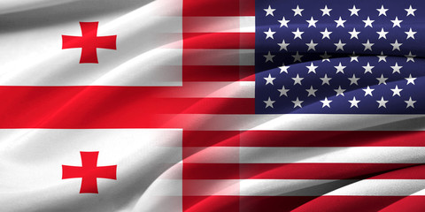 USA and Georgia.