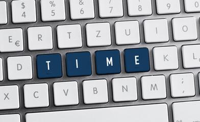 Tastatur Time
