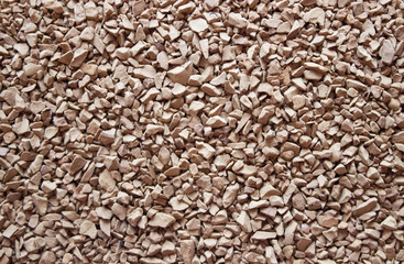 background brown coffee granules soluble
