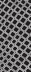 Retro square tile pattern