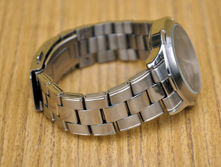 Modern metal watches