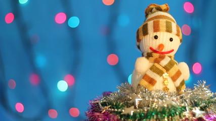 christmas toy,snowman